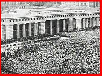 Hitler at the Heldenplatz, Vienna
