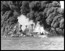 Pearl Harbor Bombed!